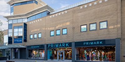PRIMARK OPENS TODAY IN BURNLEY- NEW 32,000 SQ FT OF RETAIL SPACE PROVIDES BOOST TO SHOPPING CENTRE