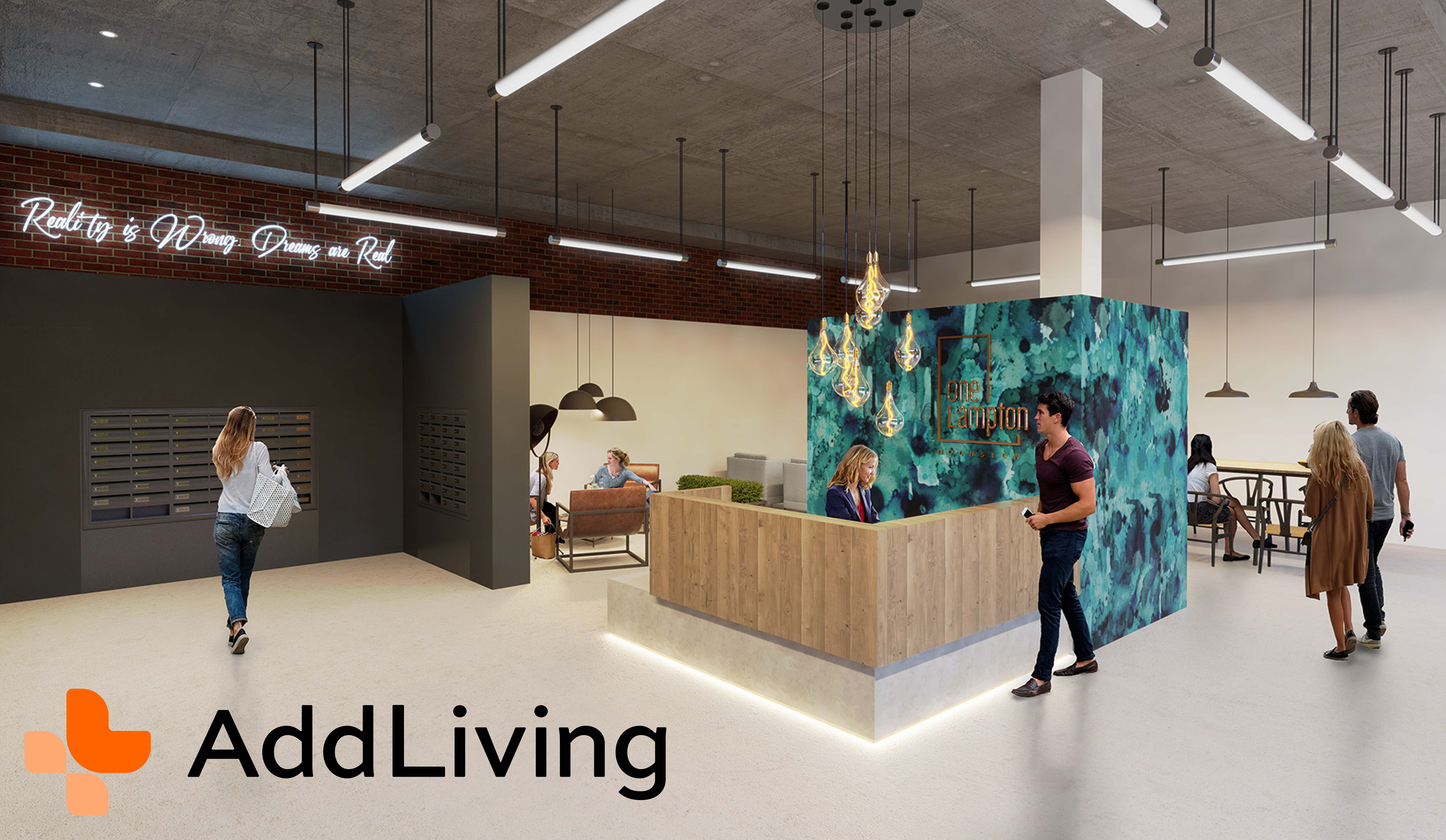 AddLiving Launches New Web Site and Reveals New Logo