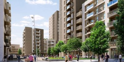 Addington secures planning for new mixed regeneration scheme in Harlow, Essex