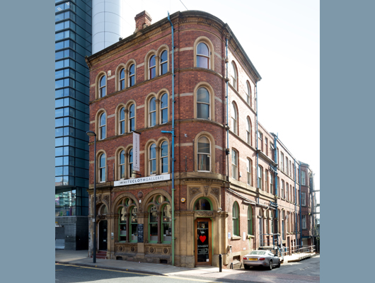 AIRESIDE HOUSE, AIRE STREET, LEEDS