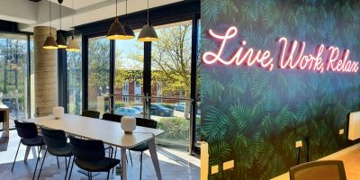 """ADDINGTON CAPITAL CREATES CO-WORKING SPACE IN PRS SCHEME IN LEEDS TO CATER FOR NEW WAYS OF WORKING – High Occupancy in PRS schemes shows success of policy of """"listening"""" to residents"""